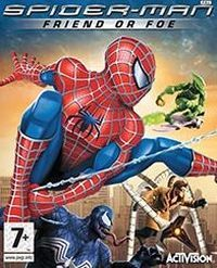 Okładka Spider-Man: Friend or Foe (PC)