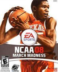 Okładka NCAA March Madness 08 (PS3)