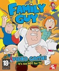 Game Box for Family Guy (PS2)
