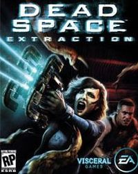 Okładka Dead Space Extraction (PS3)