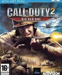 Okładka Call of Duty 2: Big Red One (GCN)