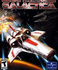 Okładka Battlestar Galactica (XBOX)