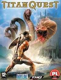 Game Box for Titan Quest (PC)