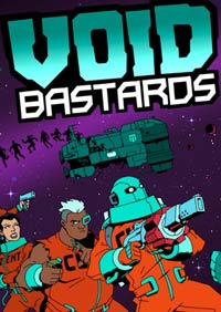 Game Box for Void Bastards (PC)