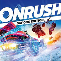 Game Box for OnRush (XONE)