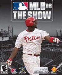 Okładka MLB '08: The Show (PS3)