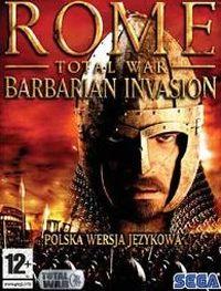 Okładka Rome: Total War - Barbarian Invasion (PC)