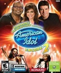 Game Box for Karaoke Revolution Presents: American Idol Encore 2 (X360)
