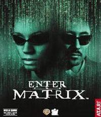 Okładka Enter The Matrix (PC)