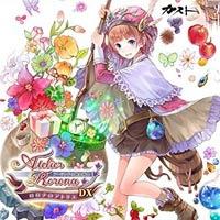 Okładka Atelier Rorona: The Alchemist of Arland DX (PS4)