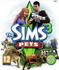 Game Box for The Sims 3: Pets (PC)