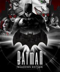 Okładka Telltale Batman: Shadows Edition (PC)