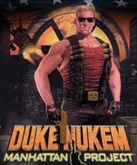 Game Box for Duke Nukem: Manhattan Project (PC)