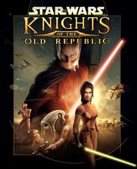 Star Wars: Knights of the Old Republic (PC cover