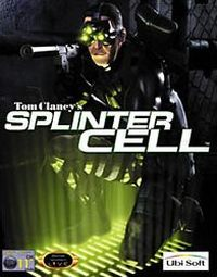 Okładka Tom Clancy's Splinter Cell (PC)