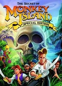The Secret of Monkey Island: Special Edition (PS3 cover