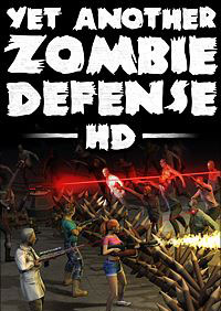 Game Box for Yet Another Zombie Defense HD (PS4)