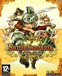Okładka BattleFantasia (PS3)