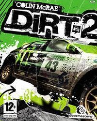 Game Box for Colin McRae: DiRT 2 (PC)