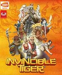 Okładka Invincible Tiger: The Legend of Han Tao (PS3)