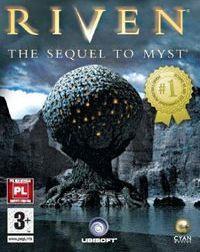 Okładka Riven: The Sequel to Myst (PC)
