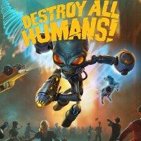 Okładka Destroy All Humans! (PS4)