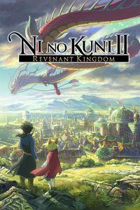 Ni no Kuni II: Revenant Kingdom (PC cover