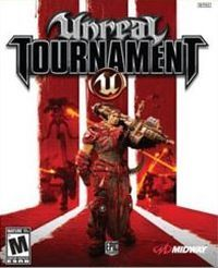 Game Box for Unreal Tournament III (PC)