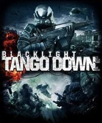 Okładka Blacklight: Tango Down (PS3)