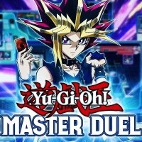 Yu-Gi-Oh! Master Duel (PS5 cover