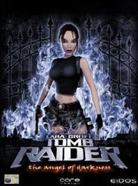 Okładka Tomb Raider: The Angel of Darkness (PC)
