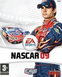 Okładka NASCAR 09 (PS2)