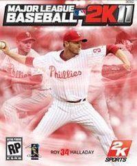 Okładka Major League Baseball 2K11 (PS2)