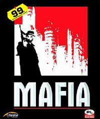 Game Box for Mafia: The City of Lost Heaven (PC)