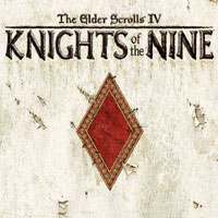 Game Box for The Elder Scrolls IV: Knights of the Nine (PC)