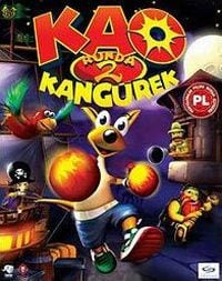 Game Box for KAO the Kangaroo: Round 2 (PC)