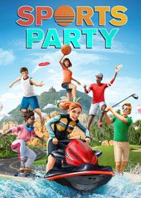 Okładka Sports Party (Switch)