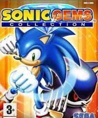Okładka Sonic Gems Collection (GCN)