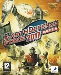 Okładka Earth Defense Force 2017 (X360)