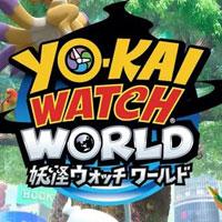 Okładka Yo-kai Watch World (AND)