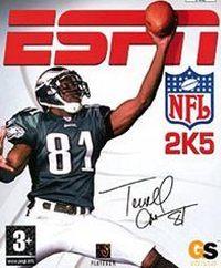 Okładka ESPN NFL 2K5 (XBOX)