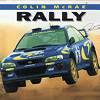 Okładka Colin McRae Rally (1998) (PS1)