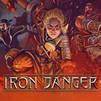 Game Box for Iron Danger (PC)