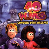 Game Box for 40 Winks (PC)