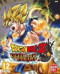Okładka Dragon Ball Z: Ultimate Tenkaichi (X360)