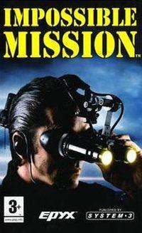 Okładka Impossible Mission (PSP)