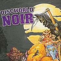 Okładka Discworld Noir (PC)