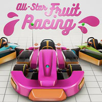 Game Box for All-Star Fruit Racing (PC)