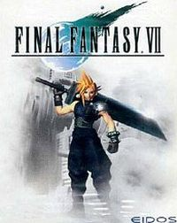 Game Box for Final Fantasy VII (PC)