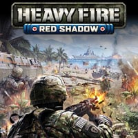 Okładka Heavy Fire: Red Shadow (PS4)